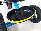 """Детский трехколесный велосипед """"Harley"""" с передней фарой и музыкой, фото 3"""