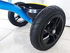 """Детский трехколесный велосипед """"Harley"""" с передней фарой и музыкой, фото 8"""