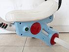 """Детский трехколесный велосипед """"Adil"""" с фонарем и мелодиями, фото 2"""