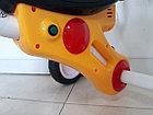"""Детский трехколесный велосипед """"Adil"""" с фонарем и мелодиями, фото 5"""
