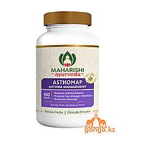 Астомап при заболеваниях дыхательных путей (Asthomap MAHARISHI AYURVEDA), 60 таб.