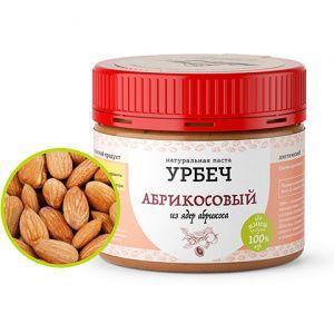 Питание при онкологии Урбеч Абрикосовый