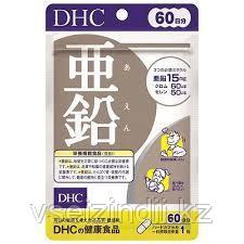 Цинк+хром+селен DHC. Повышение жизненных сил. 60шт