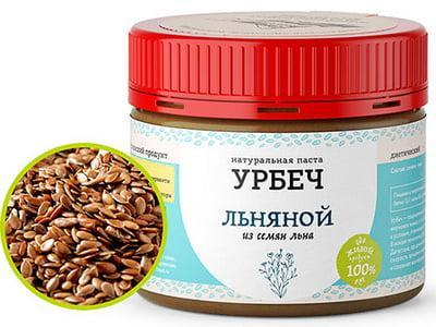 Урбеч Льняной