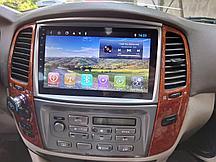 Магнитола Lexus LX 470 Android MacAudio