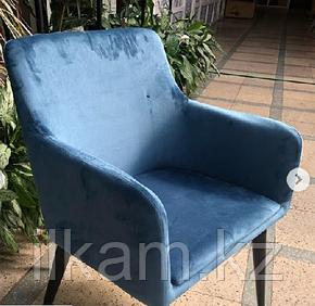 Кресло бархатное, фото 2