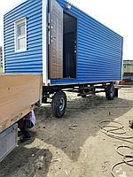 Жилой вагон, фото 1