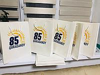 Сублимационные пакеты А3 для нанесение логотипа и изображений