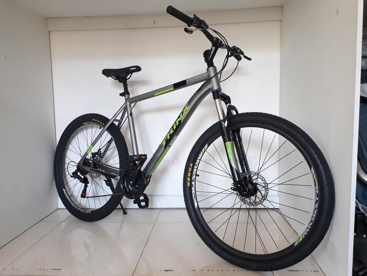 Велосипед Trinx M137, 21 рама, 27,5 колеса. Рассрочка. Kaspi RED.