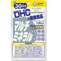 Мультиминералы DHC, 30 дней
