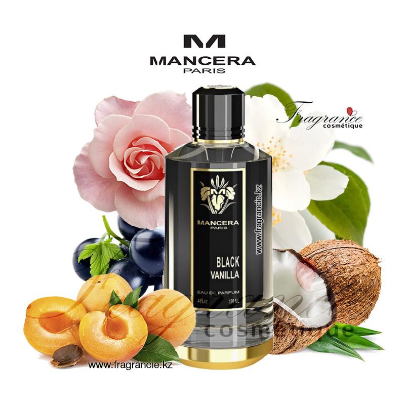 Парфюм Mancera Black Vanilla 120ml (Оригинал-Франция)