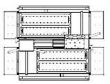 Санпропускник двусторонний 1101011015, фото 4