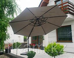 Зонт садовый круглый