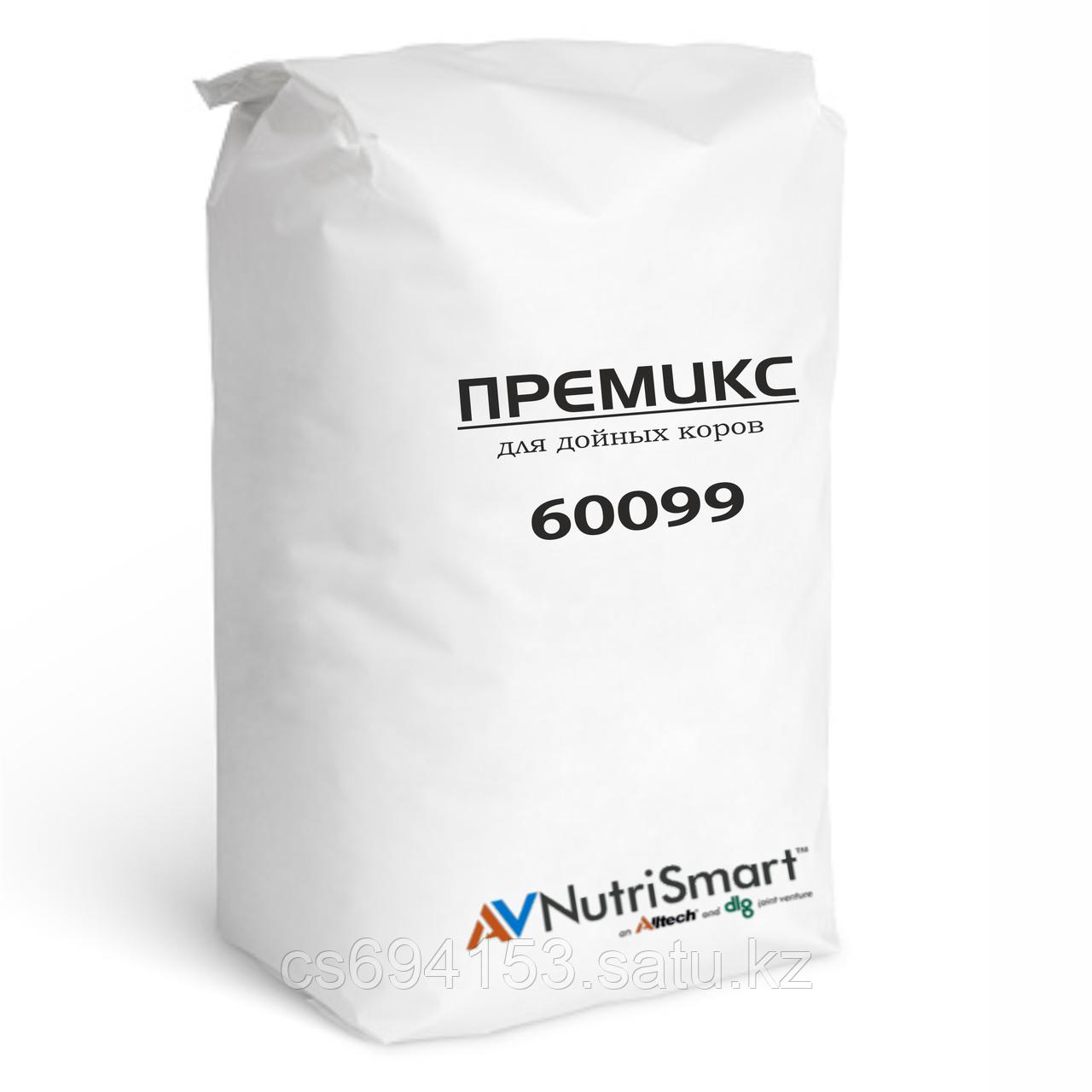 Премикс для дойных коров,  50% органика, 50% неорганика (60099-1.0)