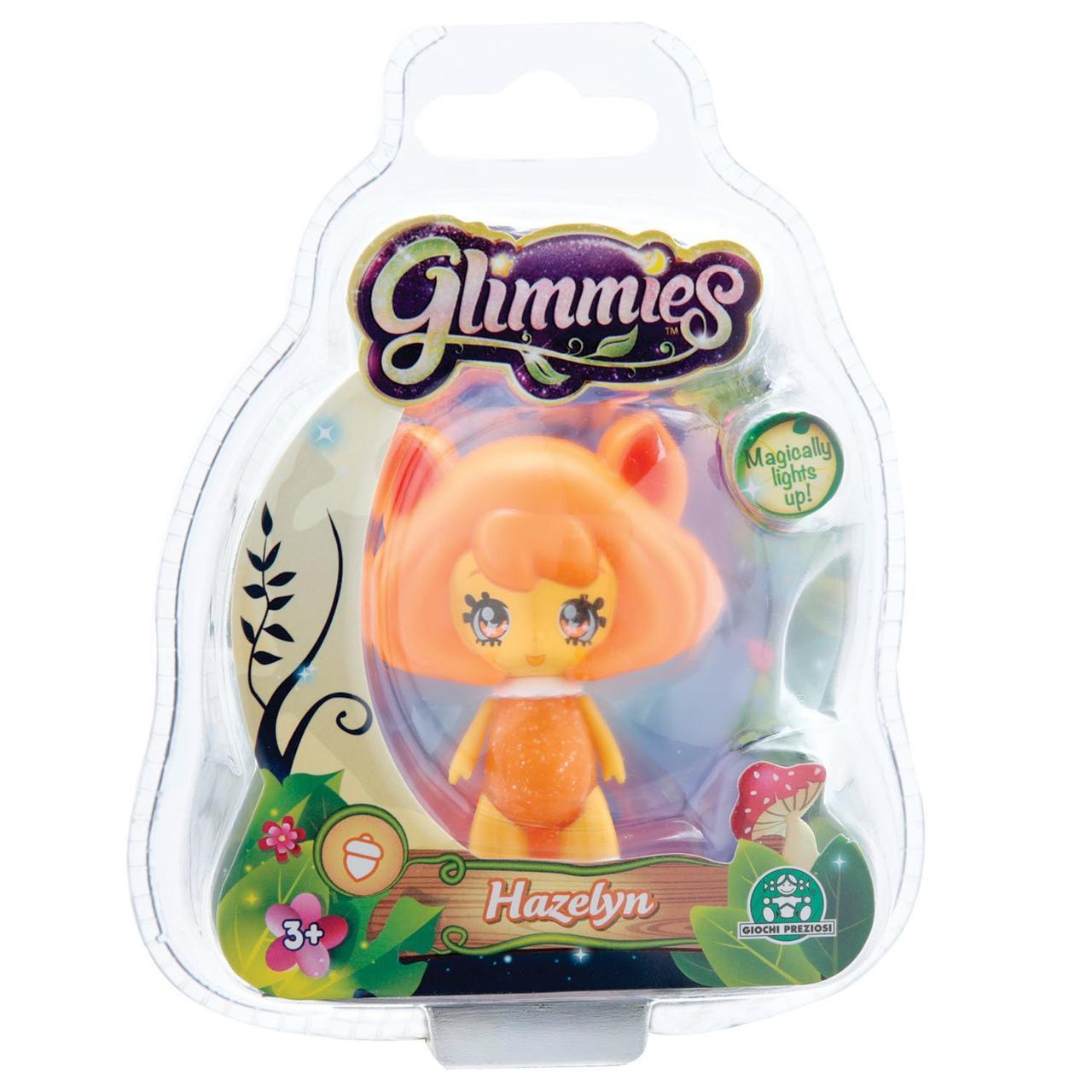 Кукла Glimmies Hazelyn в блистере