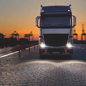 Лампы для грузовых автомобилей