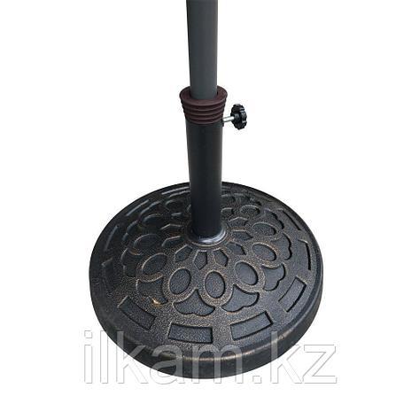Утяжелитель камень  для уличного зонта, фото 2