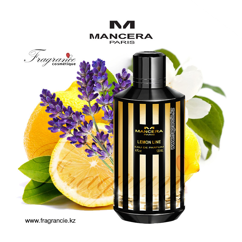 Парфюм Mancera Lemon Line 60ml (Оригинал-Франция)