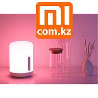 Ночник лампа Xiaomi Mijia Bedside Lamp 2. С таймером. Светит всеми цветами. Подключение и к смартфону.