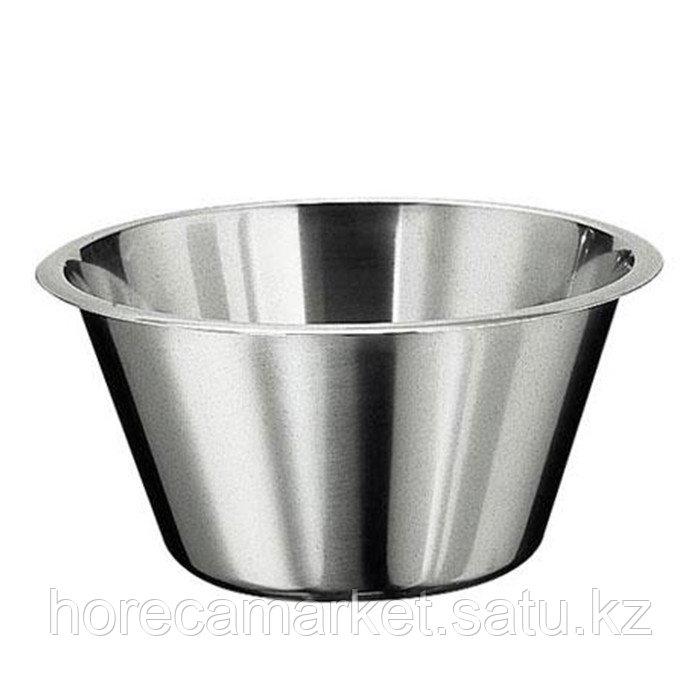 Кухонная миска высокая, нерж. сталь