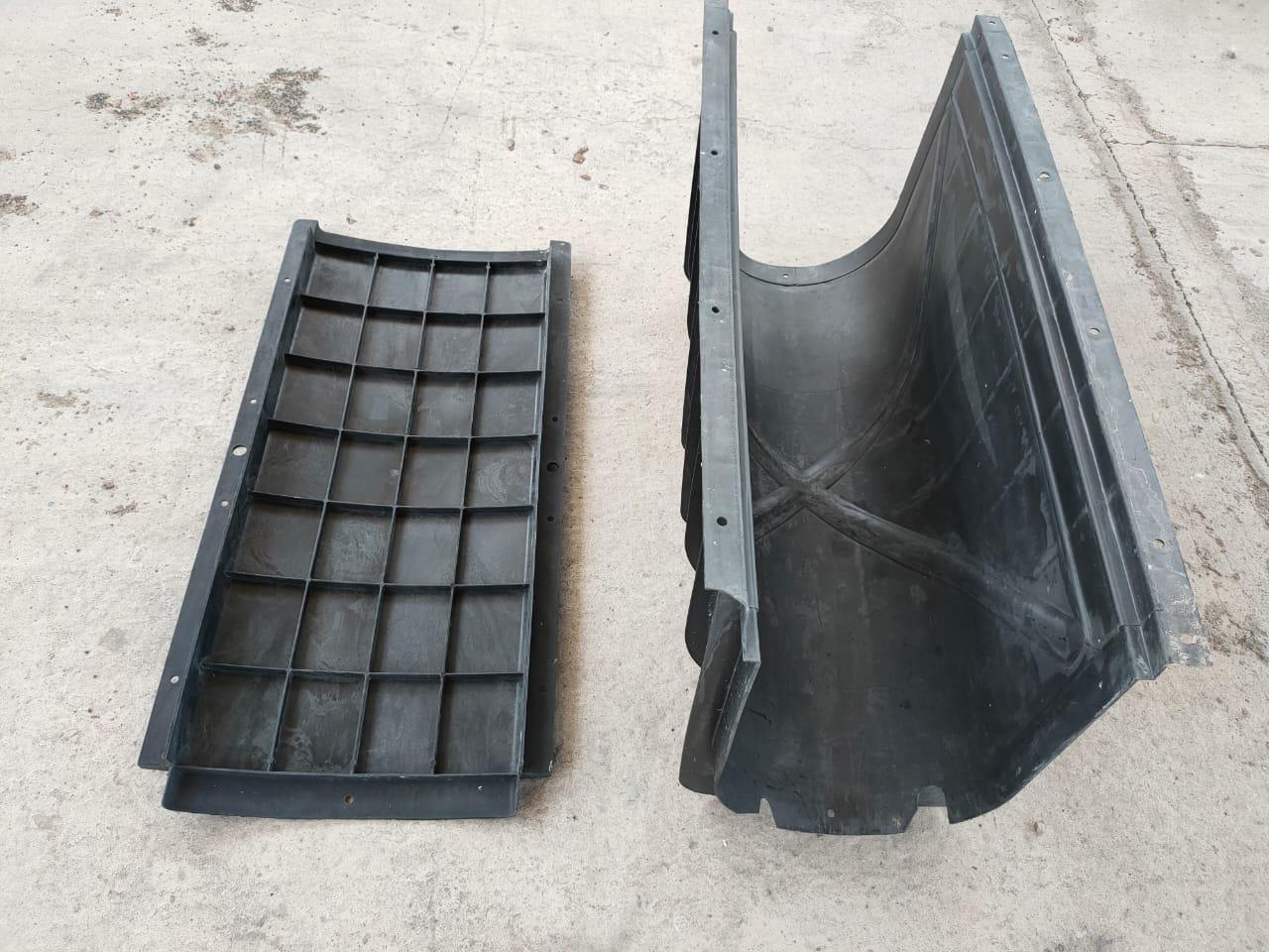 Водоотводный лоток (полимерный) - фото 1