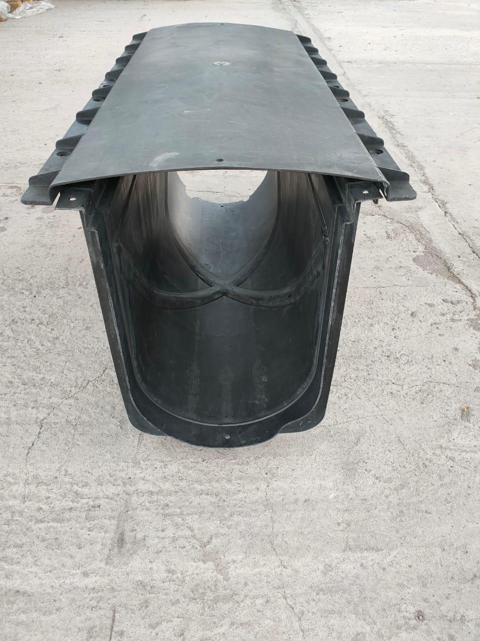 Водоотводный лоток (полимерный) - фото 2