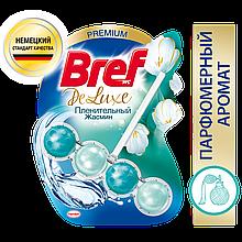 Средство для унитаза Bref Deluxe Пленительный жасмин, 50г.