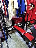 Лежак скамья под штангу с дополнительными функциями, фото 3