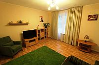 2 комнатная квартира на ул. Жамбыла - уг. ул. Байтурсынова, посуточно