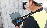 Прибор для измерения защитного слоя бетона и поиска арматуры Proceq Profometer 600