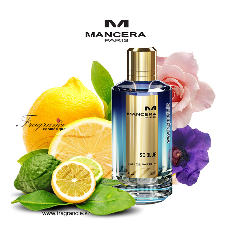 Парфюм Mancera So Blue 120ml (Оригинал-Франция)