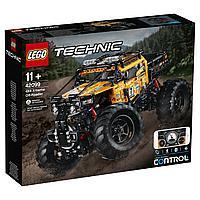 Конструктор LEGO Technic Экстремальный внедорожник 42099
