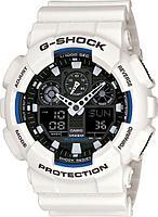Часы Casio GA-100B-7A. G-Shock. Оригинал 100%. Kaspi RED. Рассрочка