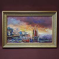 «Восход солнца над морем» Автор-Nebojsa Velickovic