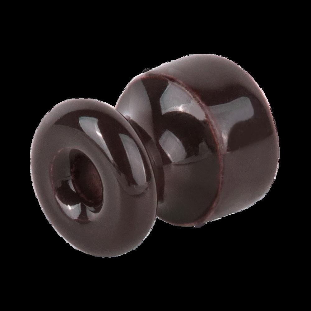 Комплект изоляторов с крепежом 50шт. /WL18-17-01 (коричневый) Ретро