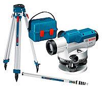 Оптический нивелир BOSCH GOL 26 D+BT160+GR 500 Kit