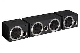 Pioneer Акустическая система S-ES21TB для домашнего кинотеатра 270Вт  (Черная)