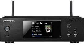 Сетевой аудиоплеер Pioneer N-P01 Черный