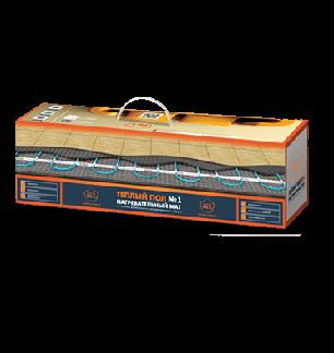 Теплый пол (Нагревательный мат) ТСП-375-2,5, фото 2
