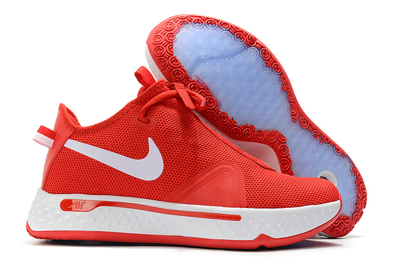 "Nike PG4 ""Red/White"" (40-46)"
