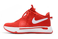 "Nike PG4 ""Red/White"" (40-46), фото 3"
