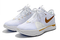 "Nike PG4 ""White/Gold"" (40-46), фото 5"