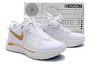 "Nike PG4 ""White/Gold"" (40-46), фото 3"