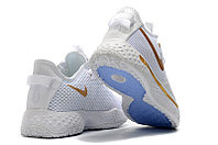 "Nike PG4 ""White/Gold"" (40-46), фото 6"