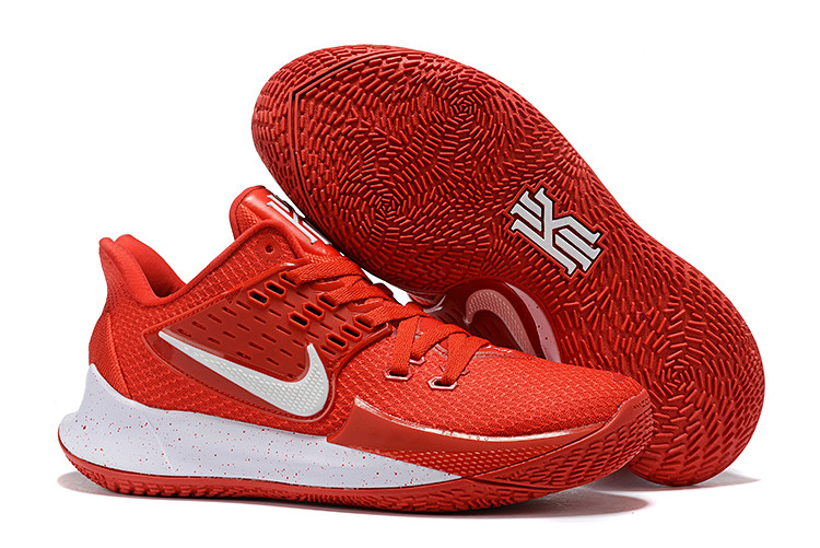 """Игровые кроссовки Nike Kyrie Low 2 """"Red/White"""" (36-46)"""