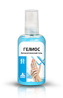 Дезинфицирующее средство «Гелиос антисептический гель» (кожный антисептик)