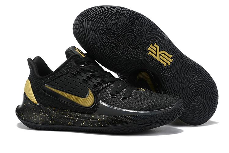 "Игровые кроссовки Nike Kyrie Low 2 ""Black/Gold"" (36-46)"