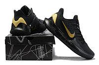"Игровые кроссовки Nike Kyrie Low 2 ""Black/Gold"" (36-46), фото 5"