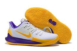 """Игровые кроссовки Nikе Kyrie Low 2 """"Lakers"""" (36-46)"""
