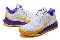 "Игровые кроссовки Nikе Kyrie Low 2 ""Lakers"" (36-46), фото 4"